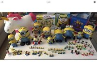 Minion Bundle, Mini/interactive/game/bags/roller