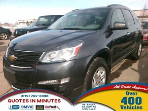 2014 Chevrolet Traverse LS | BACKUP CAM | CLEAN | MUST SEE