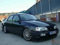 WANTED FORD SIERRA SAPPHIRE RS COSWORTH ESCORT RS TURBO