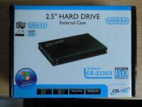 USB3 SATA Caddy enclosure converter