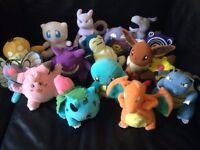 Pokemon Soft Toys/ Teddies (Generation 1 originals)