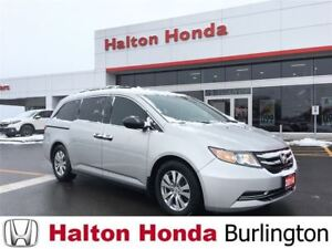 2014 Honda Odyssey SE|ACCIDENT FREE|SERVICE HISTORY ON FILE|ONE
