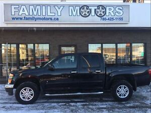 2009 GMC Canyon SLE CREW 4X4 LOADED NICE!