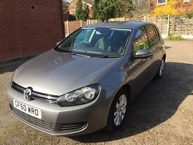 VW GOLF 1.6 TDI MATCH - EXCELLENT CONDITION