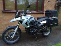 2008 BMW F650GS - Fully Serviced & fully loaded with accessories - Very clean.