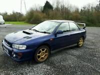 Subaru impreza new mot px/swap welcome