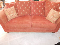 Ducal sofa. strong, sturdy furniture, good clean condition , well looked after