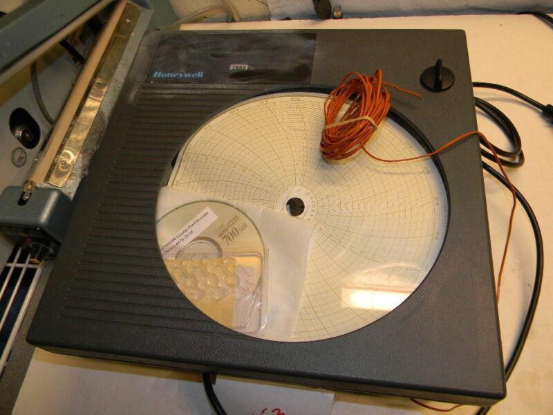 Honeywell DR4300 Recorder DR4301-0000-G0100-0000-0000-00-000-E0, Bead Temp Probe