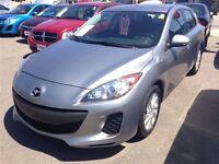 2012 Mazda MAZDA3 -