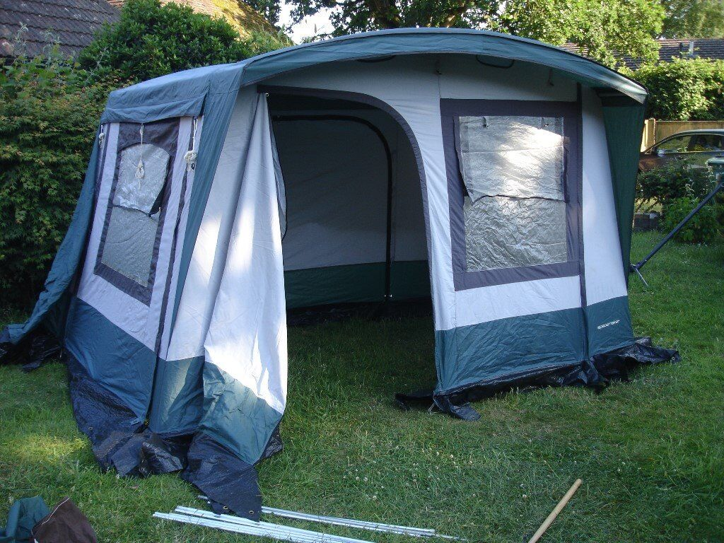 Just Kampers Spacemaker Drive Away Awning Very Good