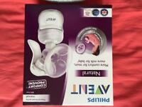 Avent Natural Comfort Breast Pump and Bottle