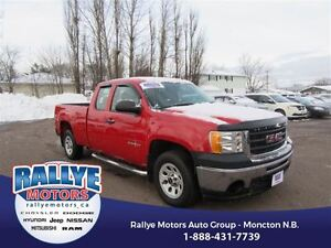 2012 GMC Sierra 1500 Work Truck Extended Cab! ONLY 85K! Trade-In