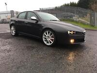 october 2007 Alfa Romeo 159 ti jtdm turbo diesel full years mot car is immaculate service history