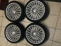 Tyes and rims