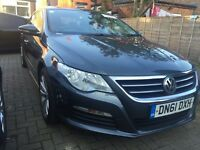2012 Volkswagen CC 2.0TDI BlueMotionTech 4dr Saloon One company Owner From New Full Service History
