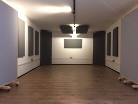 TEN 87 STUDIOS - New Recording Studios Available - Great Zone 2 Location - excellent transport links