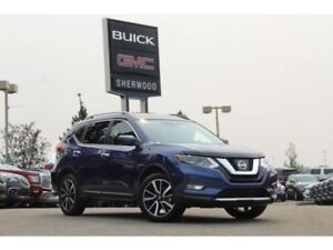 2017 Nissan Rogue SL AWD| Sun| Nav| Heat Leath/Whl| 360 Cam| Bos