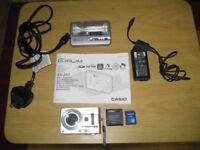 Excellent Casio Digital Camera Model EX-Z57.
