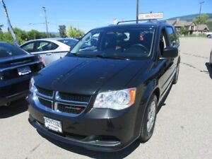 2013 Dodge Grand Caravan SE - Stown N Go, Rear Air
