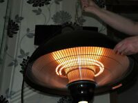firefly patio heater.