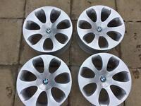 Bmw style 121 ellipsoid Alloy wheels 5x120