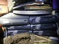 6 desktop computers