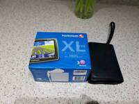 TomTom XL Live fully boxed with new battery and carry case