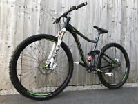 Giant Trance X1 full Suspension Enduro/Downhill Bike, LIKE NEW, HIGH SPEC, FOX, HOPE
