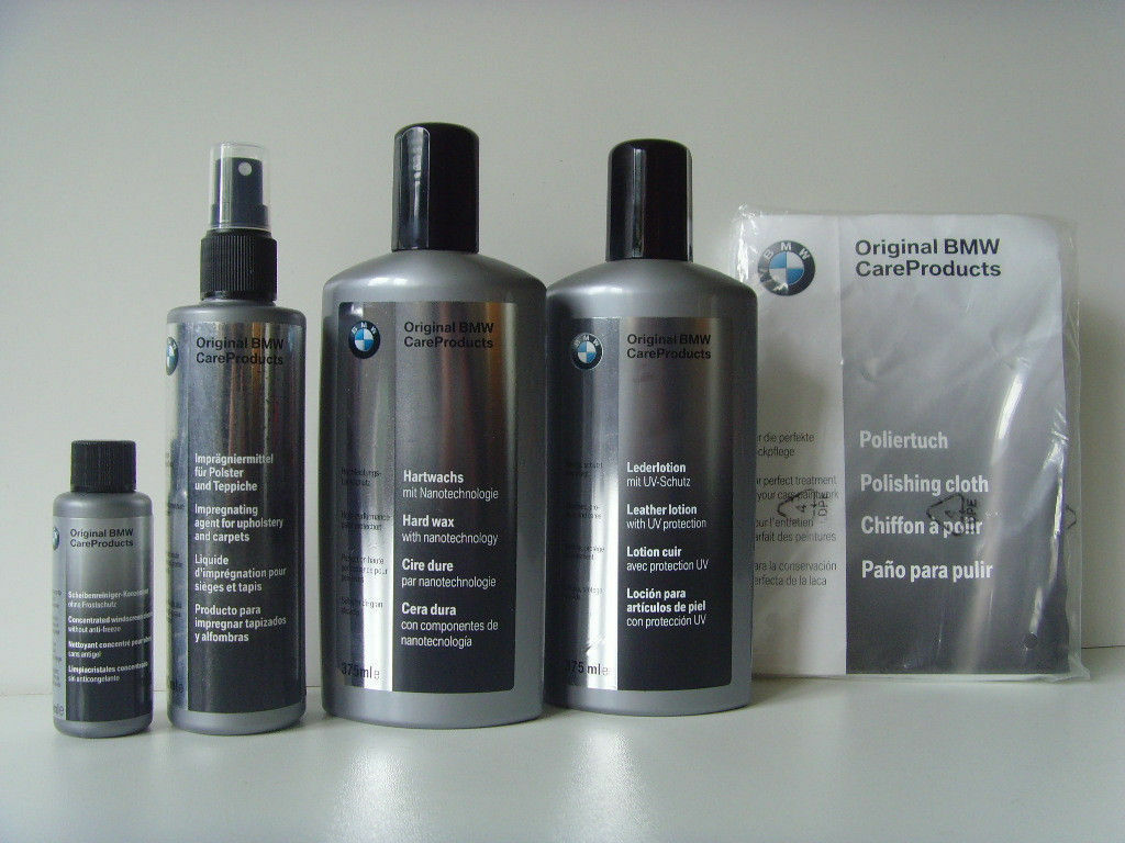 Bmw Original Car Care Cleaning Kit In Motherwell North
