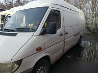MERCEDES SPRINTER FOR SALE £1500 ONLY
