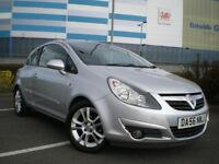 Vauxhall Corsa 1.2 i 16V SXI 3dr Hatchback * Full SERVICE HISTORY * 3 Months WARRANTY