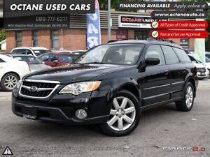 2008 Subaru Outback 2.5 i Limited Package ONTARIO VEHICLE! MI...