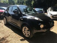Nissan Juke 1.5 dCi Tekna 5dr£4,495 p/x welcome FREE WARRANTY, NEW MOT