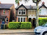 Large 3 Bedroom House. Newly refurbished. Wardown Park Area