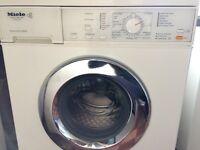 Miele W 404 Plus Washer - White