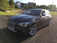 RARE Bmw 1 series 120d urban 5 door hatchback