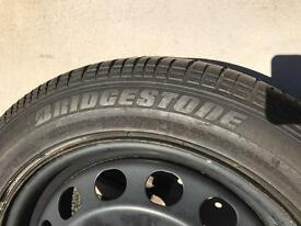 Spare wheel - tyre 205/55R16