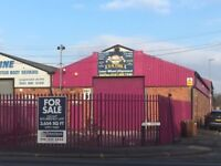 3654 sq ft unit for sale at Victory Park Estate, Failsworth, Greater Manchester