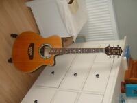 Tanglewood electro accoustic guitar
