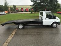 2007 Ford transit recovery truck brand new 16ft Steel body 115bhp six speed