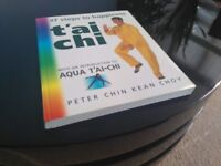 t'ai Chi By Peter Chin Kean Choy. 37 steps to happiness. In very good condition. Collection Only