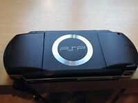 Sony PSP, games and accessories