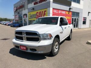 2013 Ram 1500 SLT- CREW CAB, ALLOYS, POWER GROUP