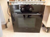 Integrated Electric Oven and Gas Hob plus Extractor Fan Hood - will sell as a package or seperately