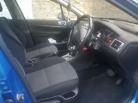 Peugeot 307 1.6 Tiptronic 5 door Hatchback