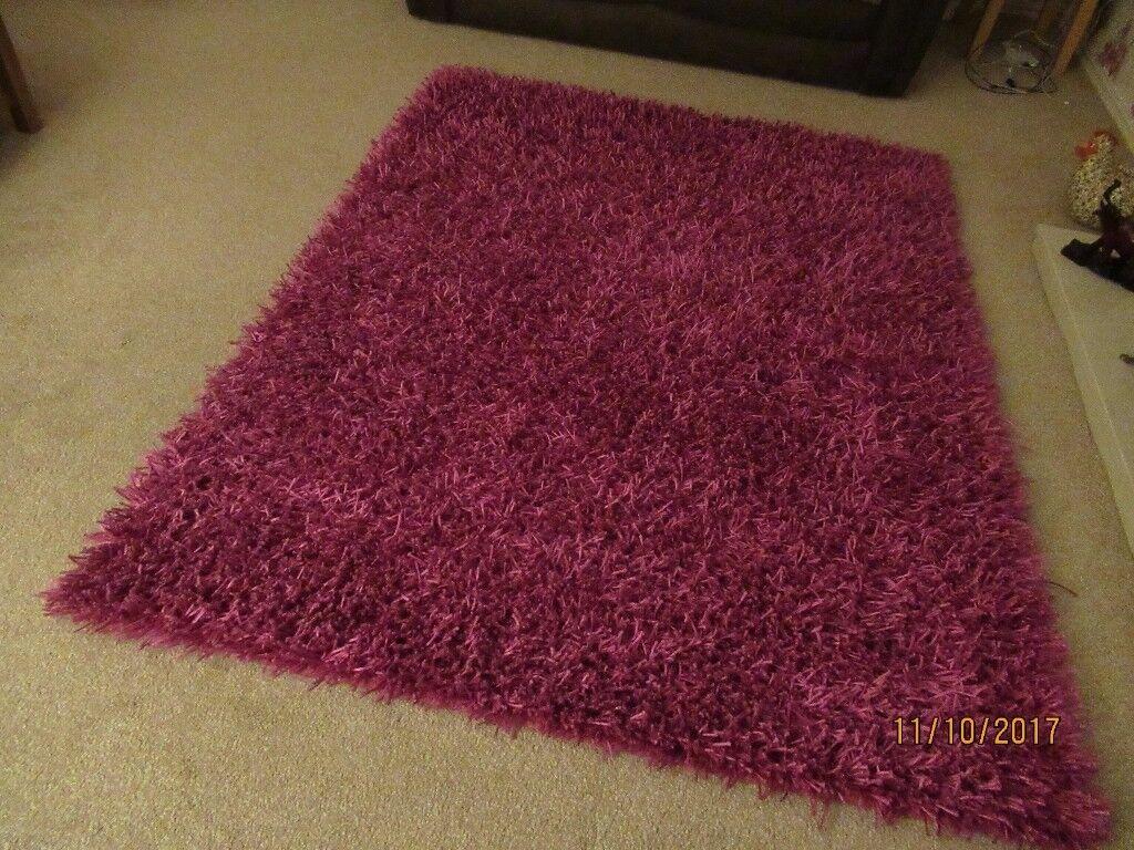 Large Pink Rug