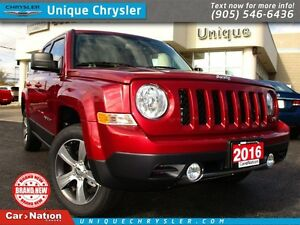 2016 Jeep Patriot High Altitude | 4WD | LEATHER | HEATED SEATS |