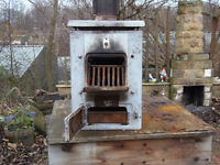 multi fuel stove cast iron