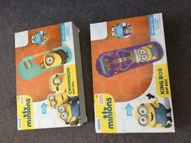 Minions punch bags NEW