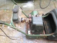 Atco petrol roller mower